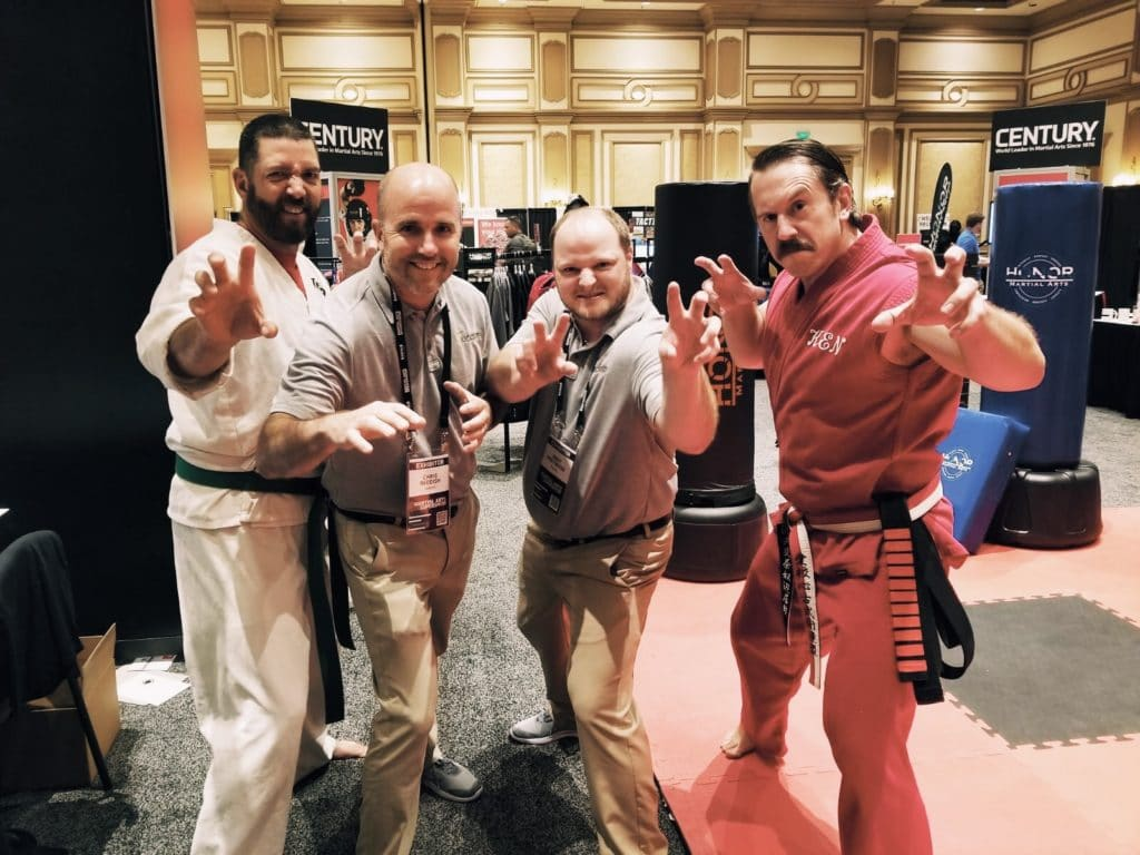 Kicksite to Attend the Martial Arts SuperShow as Gold Sponsor